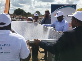 EAIF-backed clean energy projects hit key milestones