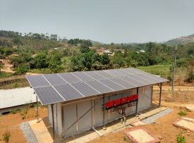 Sierra Leone mini-grid project