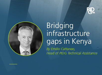 Bridging infrastructure gaps in Kenya: how PIDG is forging new partnerships to drive private sector investment in infrastructure